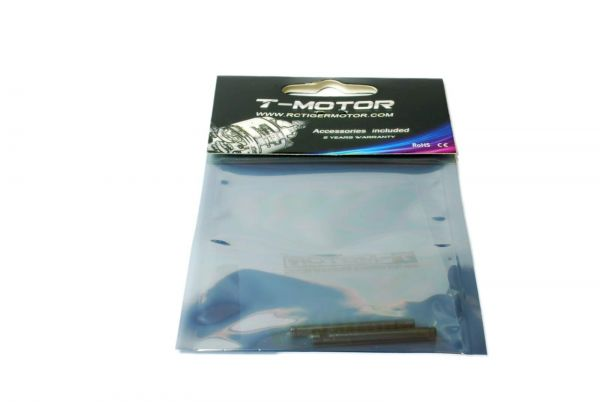 T-Motor Tiger SH005 MT2216 V2 4mm Ersatzwelle 2 Stück